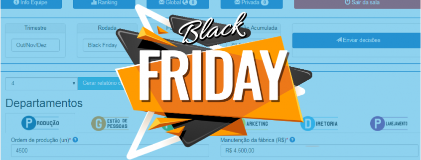 Black Friday no EmpresáriUs Lab